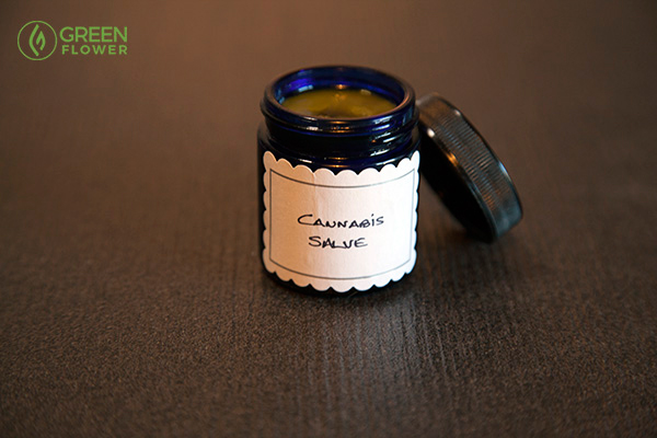 cannabis infused salve