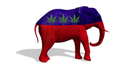 According to YouGov Poll More Republicans Support Ending Cannabis Prohibition Than Oppose It