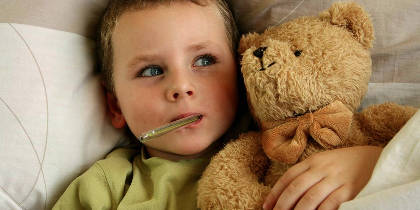 Sick Children and Cannabis Shouldn't be a Taboo Subject