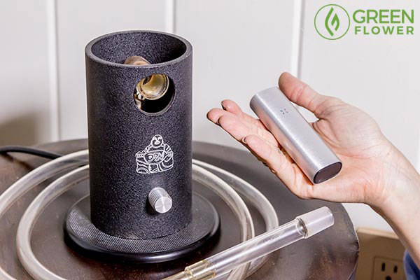desktop vaporizer versus handheld vaporizer