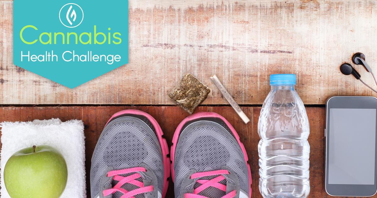 Take the cannabis health challenge!