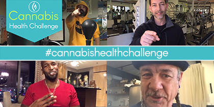 WATCH: Who's Taking The Cannabis Health Challenge?