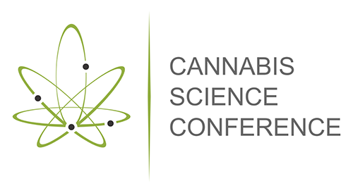 Cannabis science conference banner