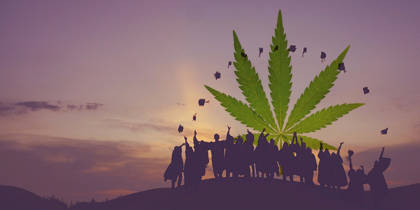 Cannabis Tax Revenues Are Helping People Go To College In Colorado