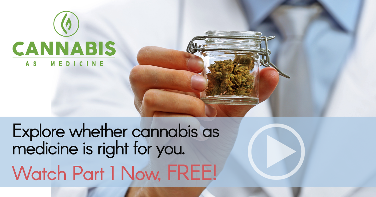 Watch the cannabis as medicine video trilogy