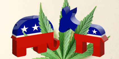Three Examples of How Cannabis Reform Is Now a Bipartisan Issue