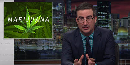 WATCH: John Oliver summarizes the madness of U.S. federal cannabis laws