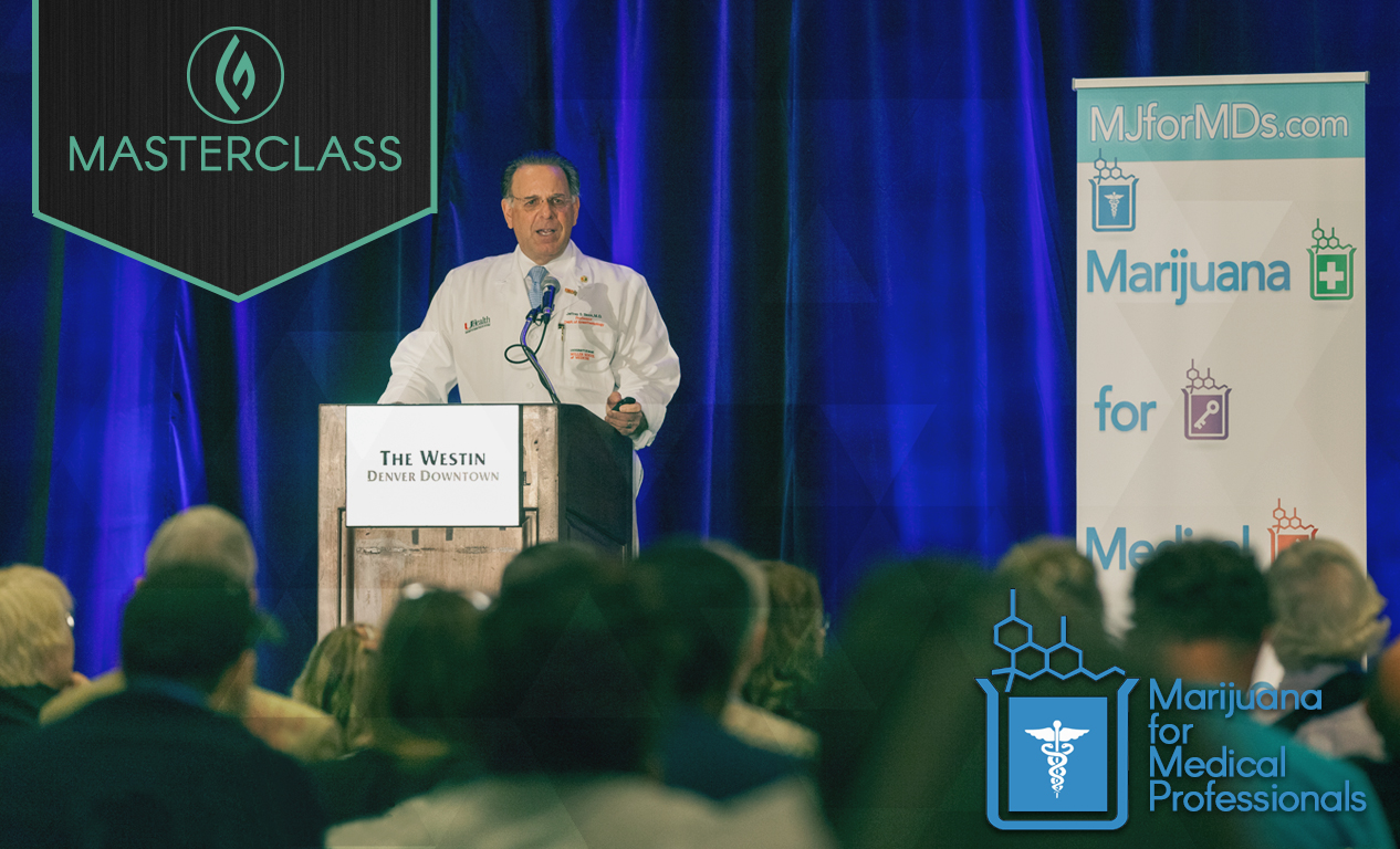 The Marijuana for Medical Professionals Masterclass