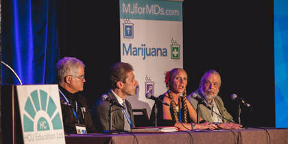 Watch top doctors and scientists discuss the latest in medical cannabis today