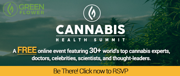 RSVP now to watch the Cannabis Health Summit Free