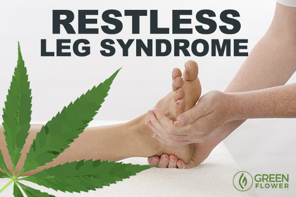 Cannabis Cures The Restless Leg Syndrome