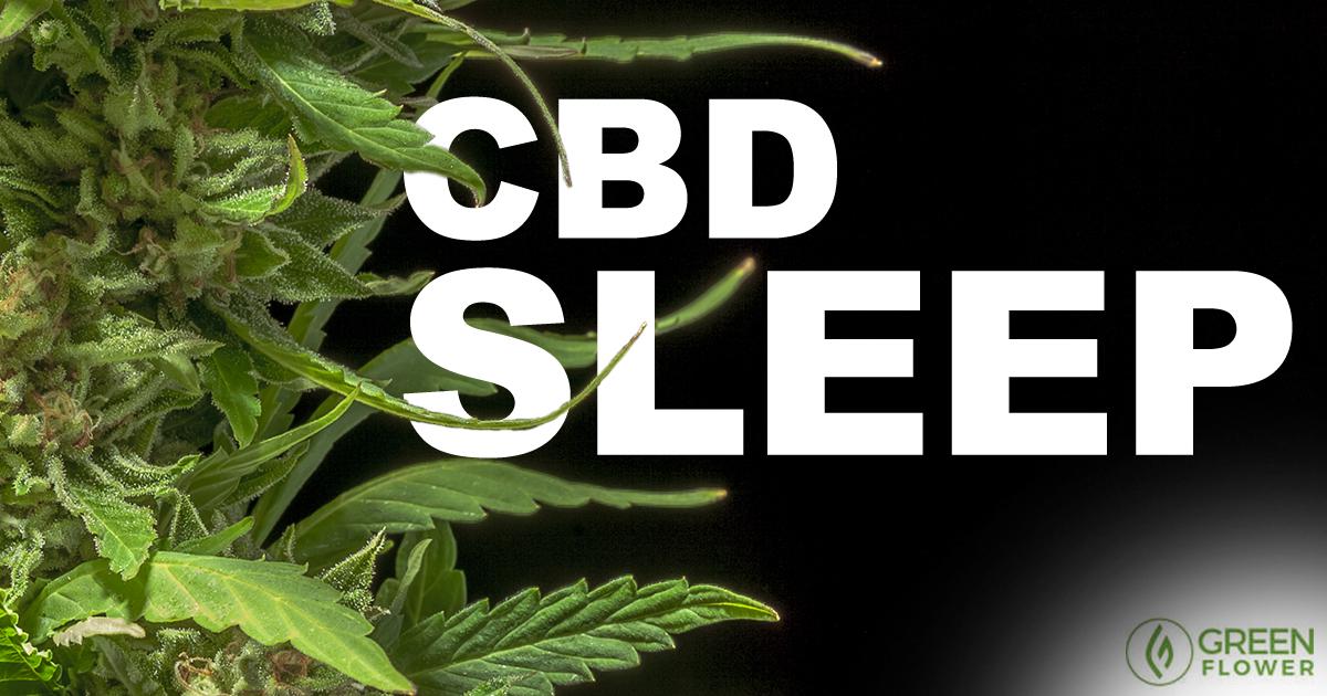 How Does CBD Affect Sleep?