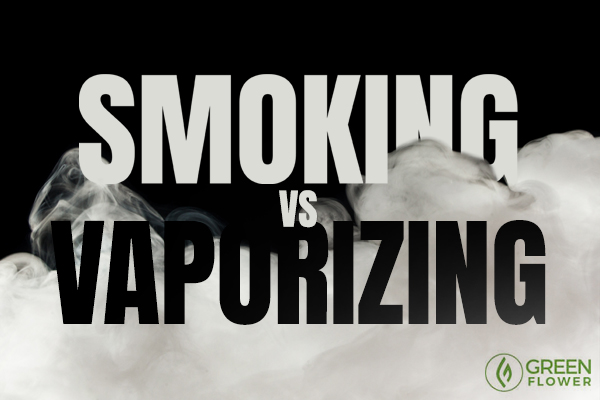 Smoking vs Vaping Cannabis: You Will Be Surprised at the Difference