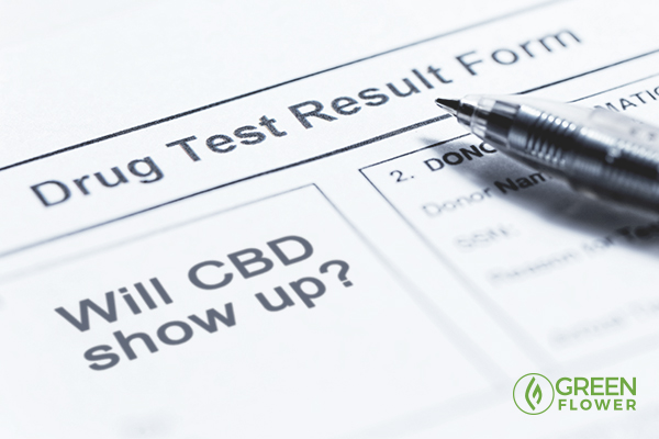 Will CBD show up on a drug test