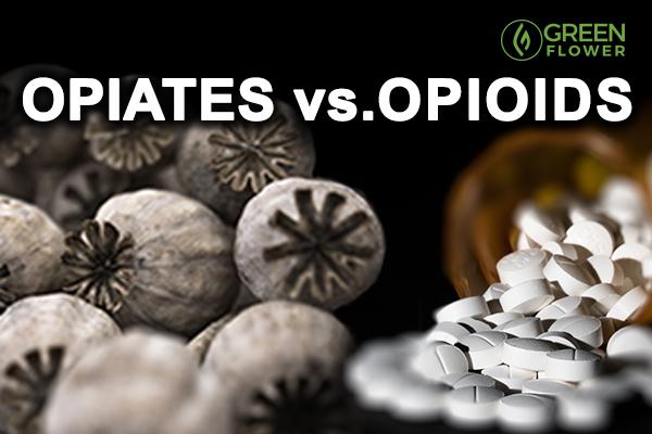Opiates versus opioids