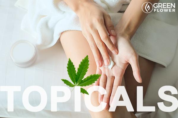 Cannabis topical