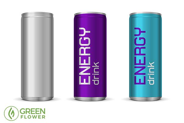 3 energy drinks