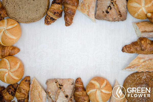 processed bread products