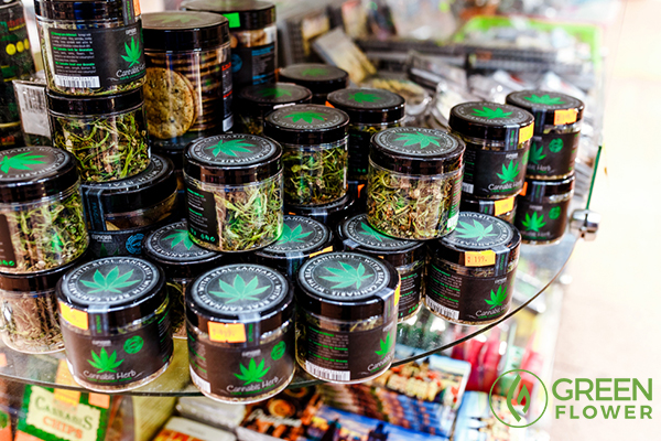 different types of cannabis products