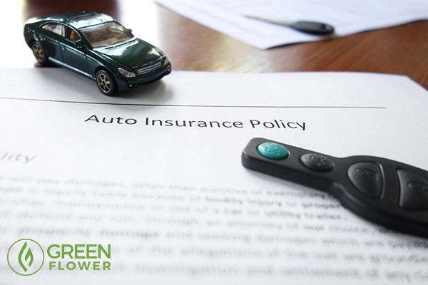 auto insurance and cannabis