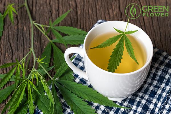 cannabis ice tea