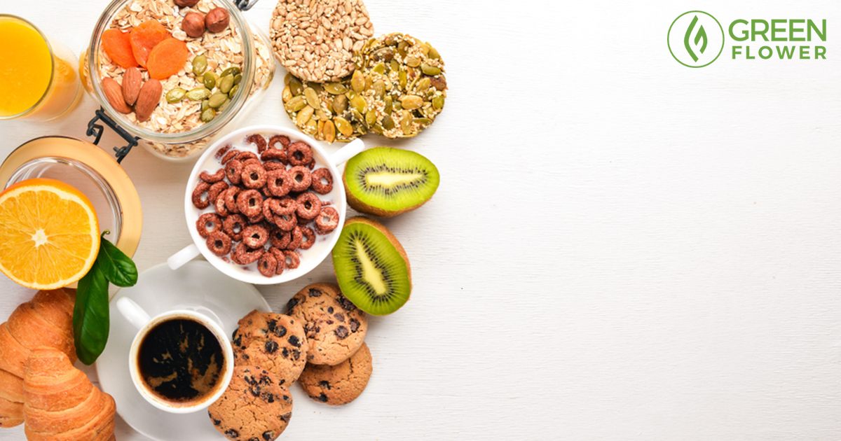 Boost Your High With These 8 Post-Smoke Snacks