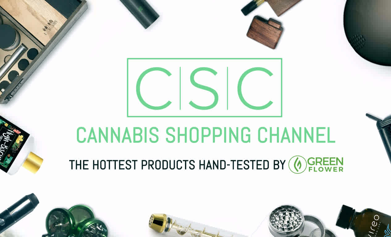 Cannabis Shopping Channel: Portable Vaporizer, Infused Oil & Butter Machine, Cannabis Storage Container