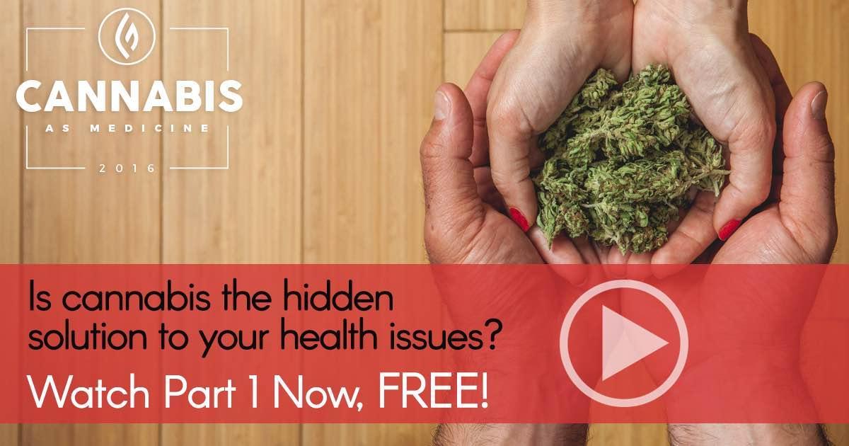 Cannabis as Medicine - Video #1
